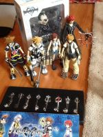 Disney collection Kingdom Hearts by Jazzlednightmare16