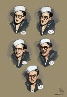 Harold Lloyd: A Sailor Made Man by drawlequin