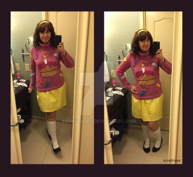 Mabel Pines Costume by AronDraws