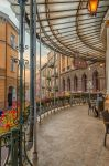under the glass roof by marrciano