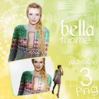 PNG PACK (78) Bella Thorne by DenizBas