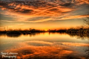 Golden Pond by CeeThruMyEyes