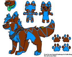 Doggy Adoptable :'D by Tailzy-Chan