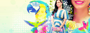 Katy Perry Facebook Cover by onedirectionelif
