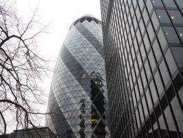 The Gherkin - 02 by TheMrStick