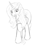 Sitrophe Art Trade Sketch! by InkyBeaker