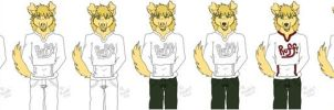 The Many Layer of Charlie by Malakhite