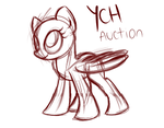 YCH: Auction. Pegasus [CLOSED] by CrashXSpyro