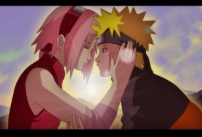 Stay With Me_NaruSaku by Palmtop-Peanut
