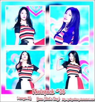 [Photopack  #36]: Yura (Girl's Day) K-POP in ASIA by PalbySolitary