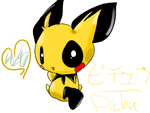 Pichu loves you all by Chaomaster1