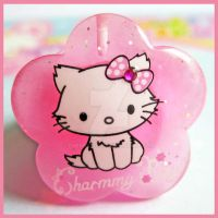 Charmmy Kitty Ring by cherryboop
