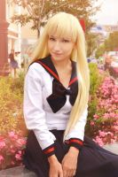 Minako Aino by elara-dark
