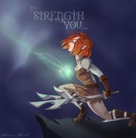 My Strength For You by shinga