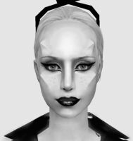 Lady Gaga Sims 2 By:Turanneth by turanneth