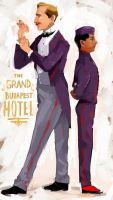 The Grand Budapest Hotel (The Grand Buds) by QuiteBubbly