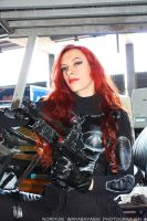 G.I. Joe - Scarlett cosplay 25 by ShadeNinja