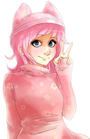 Commission: Pinkychan by Cindacry
