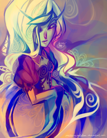 Ice Queen by forgottenpantaloons