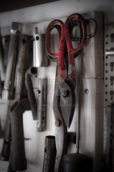 The Garage - Tin Snips by CoreSect