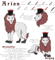 Arion Ref by Derpup