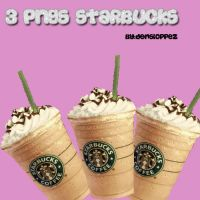 PNGs Starbucks by demsloppez