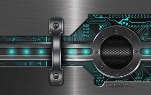 HI-Tech Design2 by ravirajcoomar