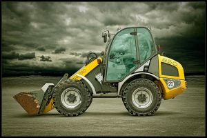 Wheel Loader by MarcoSchnitzler