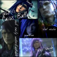 who is Caius Ballad by ShadowedRose117