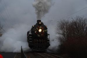 SPandS #700 on the Holiday Express 8 by TaionaFan369