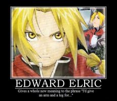 Edward Elric Demotivational by avengemyclan0723