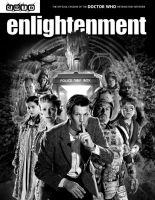 Dr who enlightenment cover by colgreyis