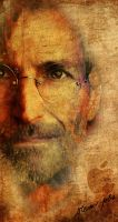 steve jobs by vic-paul