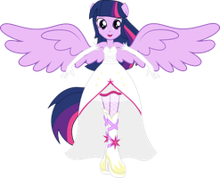 Angel Twilight by BirdAlliance