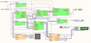 Electronic Design Schematic by mikecka
