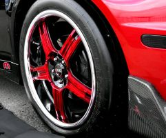 Red Wheels by Zhon