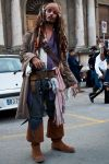 Jack Sparrow's Cosplay by CaBlu