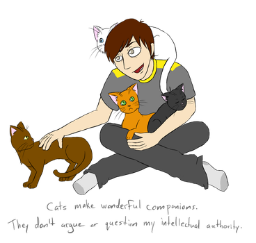 Cat Collection by adamant-wit