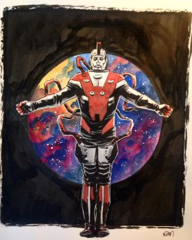 Divinity commission by ADAMshoots