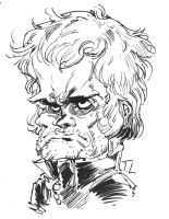 Tyrion or not. by Bisart