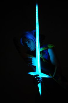 Star Sword Turquoise by dreades