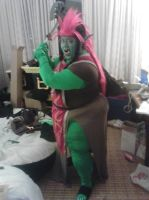 Dragoncon Wow Orc Me 1 by SpaceRanger108