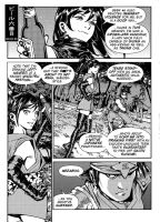 EMPOWERED: 'NINE BEERS WITH NINJETTE' page 20 by AdamWarren