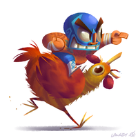 Pollo Rodeo by Versiris