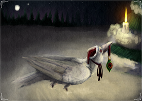 Christmas Card by Vongrell