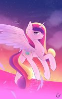 Lovely sunrise by Laptop-pone