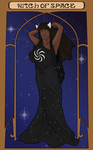 Witch Of Space by goldendragonqueen32