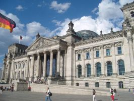 Reichstag by The-Insignificant