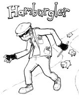 Hamburglar by SethWolfshorndl
