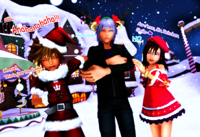 MMDKH ~ SoRiKai ~ For The Holidays by XxChocolatexHeartsxX
